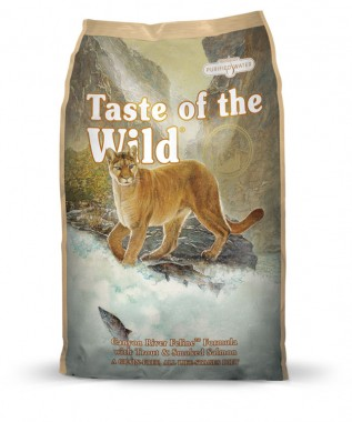 Canyon River Feline® Formula with Trout & Smoked Salmon