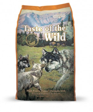 High Prairie Puppy® Formula Provides a Balanced and Nutritious Diet for a Pup