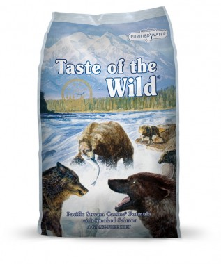 Pacific Stream Canine® Formula with Smoked Salmon