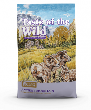 Ancient Mountain Canine® Formula With Roasted Lamb