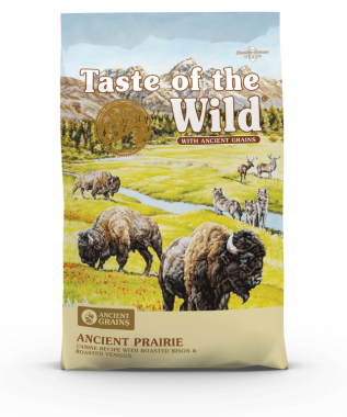 Ancient Prairie Canine® Formula With Roasted Bison & Venison