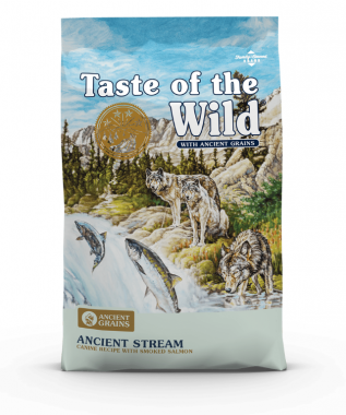 Ancient Stream Canine® Formula With Smoked Salmon
