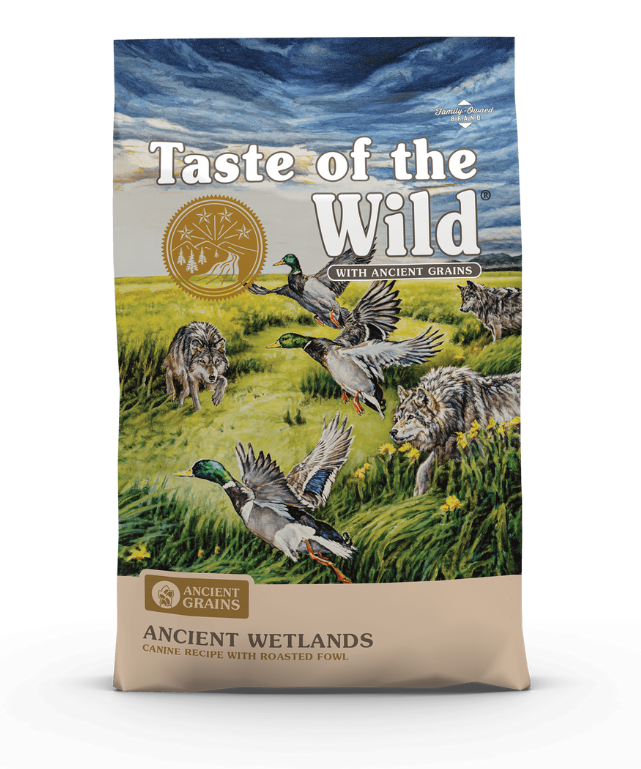 Ancient Wetlands Canine® Formula With Roasted Fowl