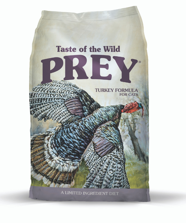 PREY Turkey Cat® Formula with Turkey, Lentils, Sunflower Oil