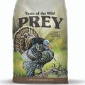 PREY Turkey Dog® Formula with Turkey, Lentils, Tomato Pomace, Sunflower Oil